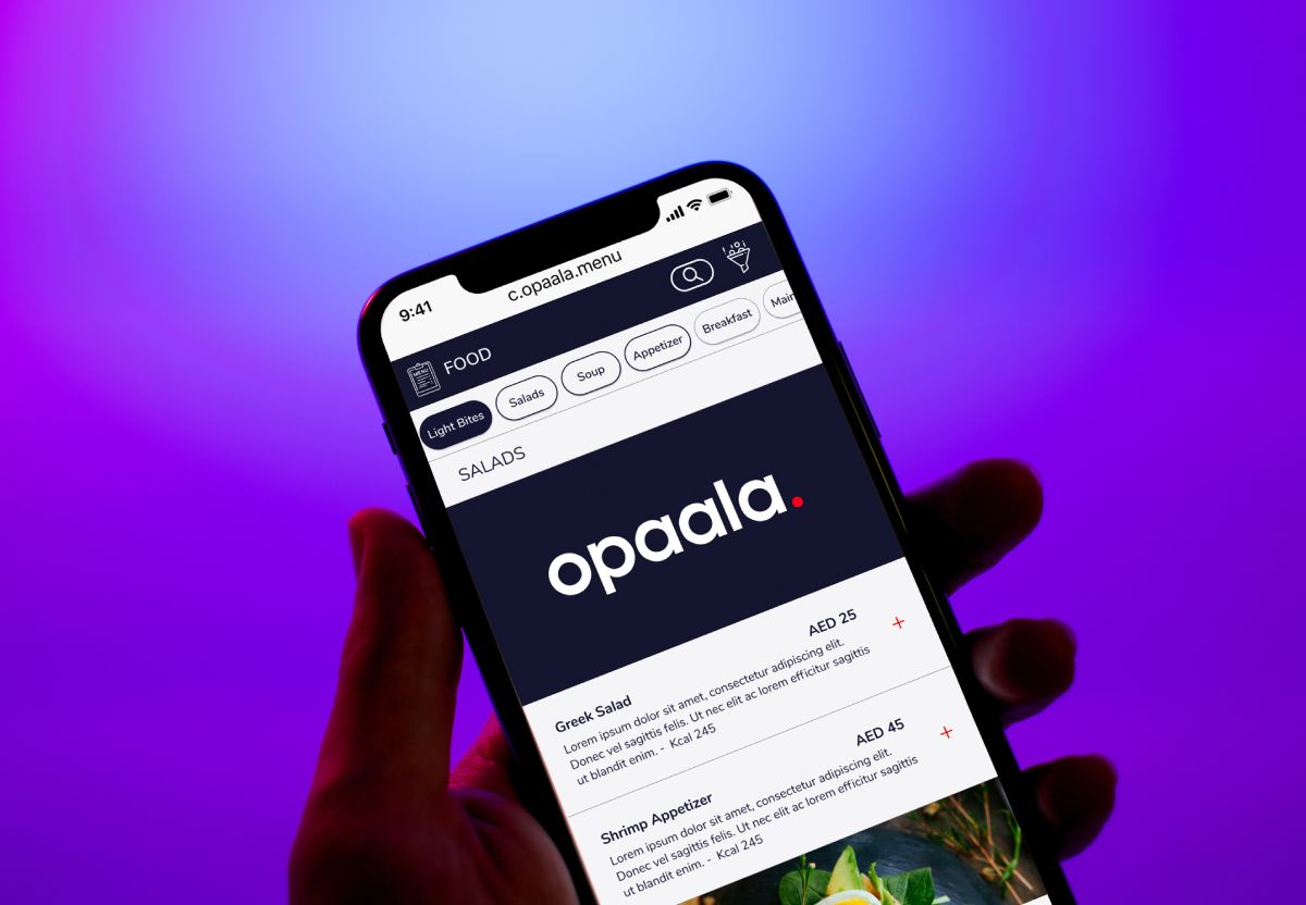 Opaala Becomes a Key Solution to Boosting F&B Venue Sales Through Their Cutting-Edge Smart Service