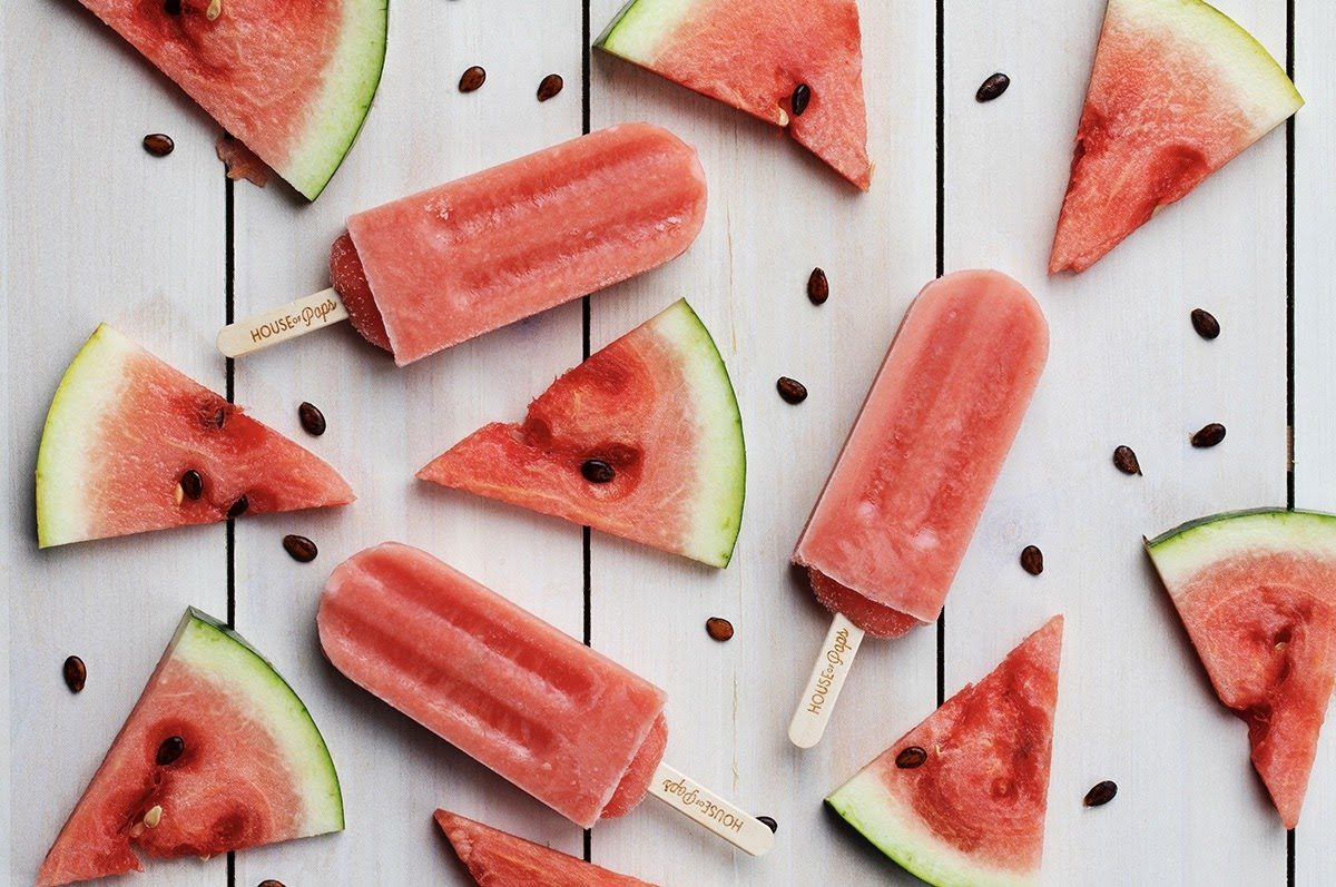House of Pops: A Brand of Hand-Crafted, All-Natural, Healthier Ice Pops Spreading Natural Happiness!