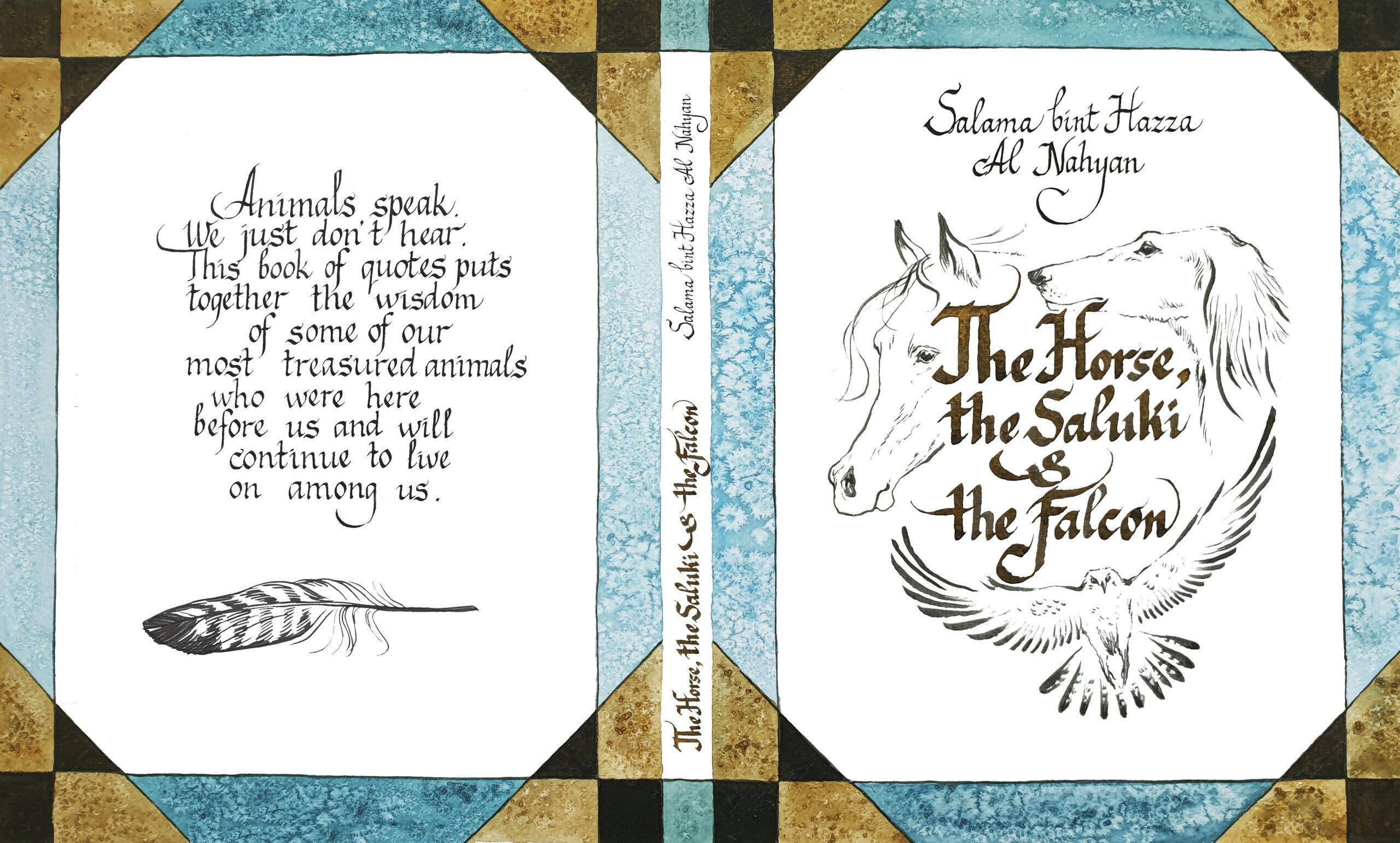 Sheikha Salama Bint Hazza Al Nahyan Pens The Horse, The Saluki & The Falcon